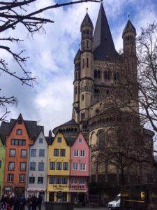 St. Martin Kilisesi Köln