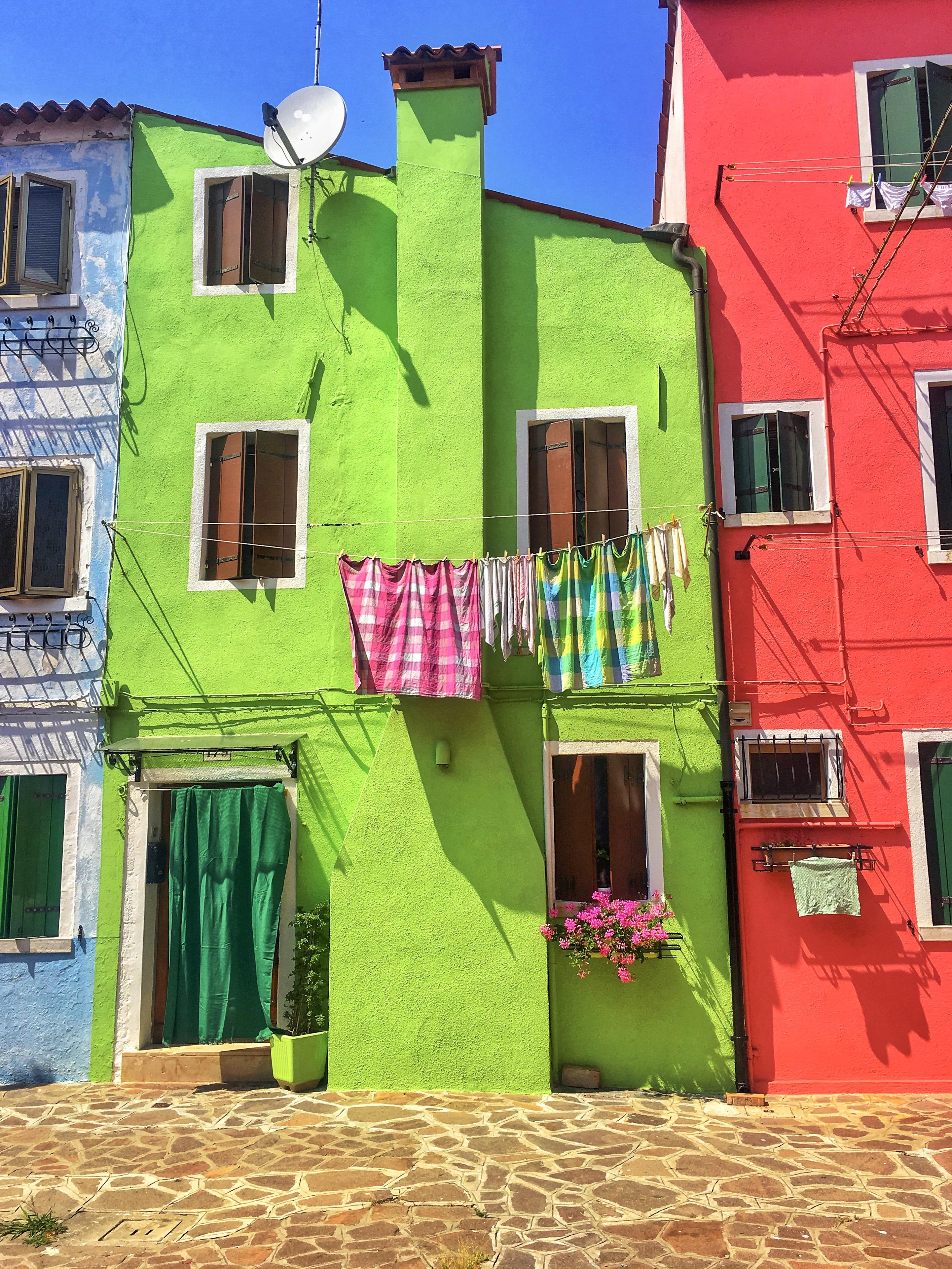 Burano Venedik
