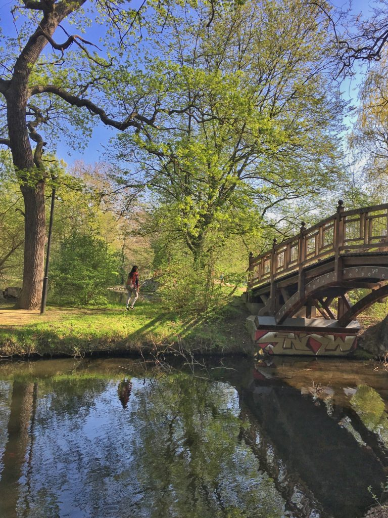 Clara-Zetkin Park