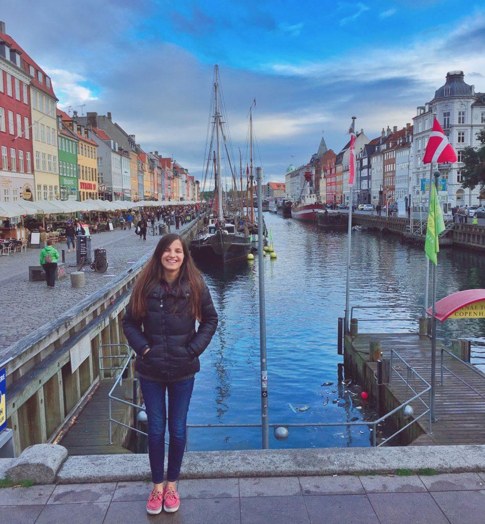 Nyhavn - Kopenhag
