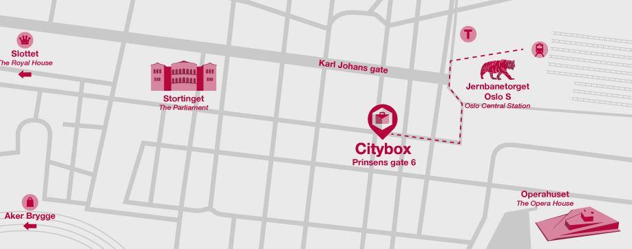 CityBox Oslo