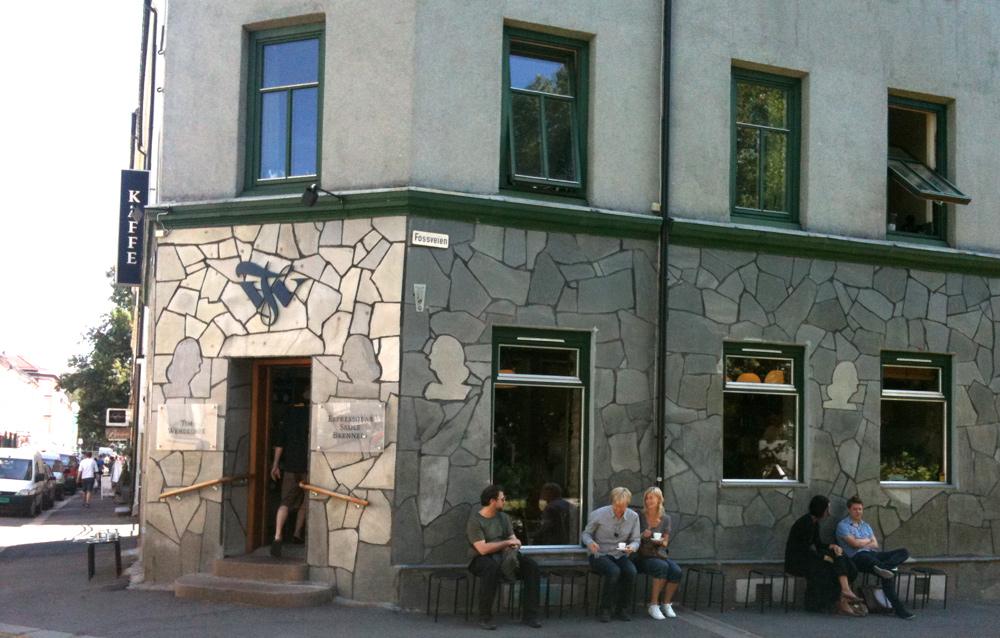 Tim Wendelboe,Oslo