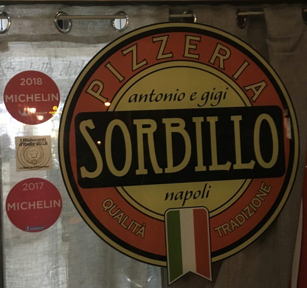 Michelin yıldızlı Sorbillo, Napoli