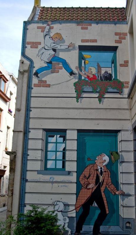 Brüksel Muralları