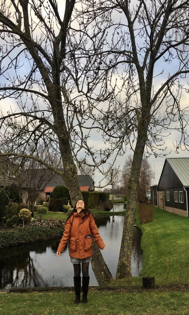 Göğe bakma durağı, Giethoorn