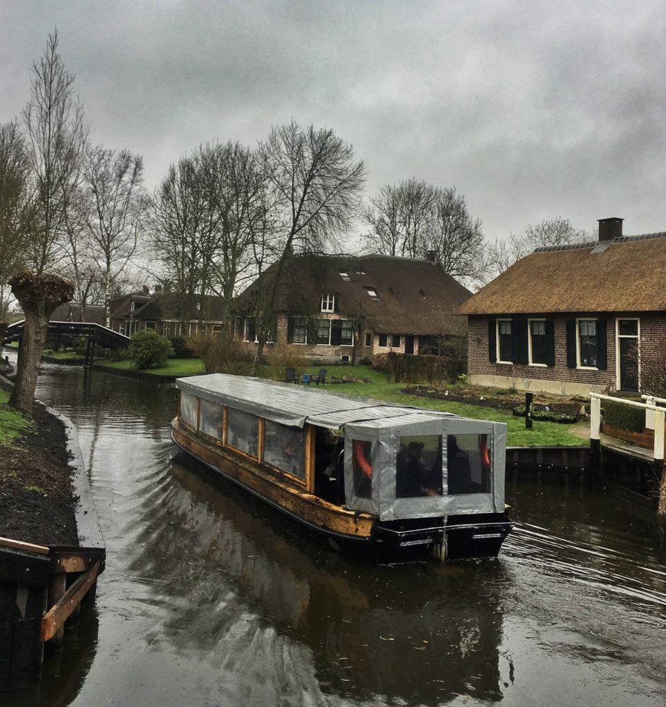 Kanal gezisi, Giethoorn