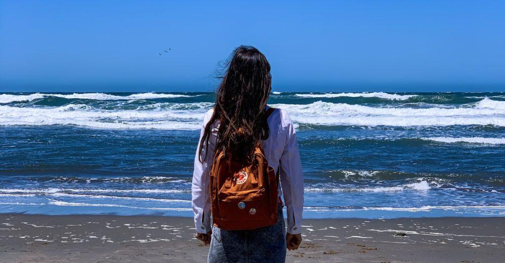 Ocean Beach, Pasifik Okyanusu