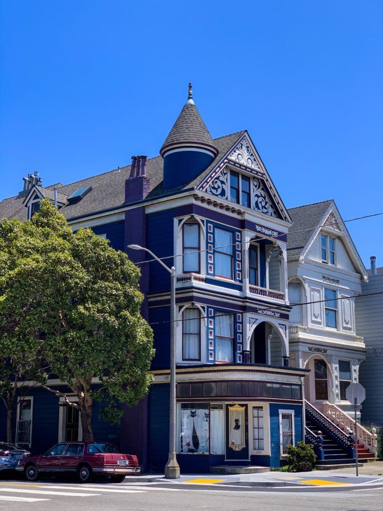 San Francisco evleri