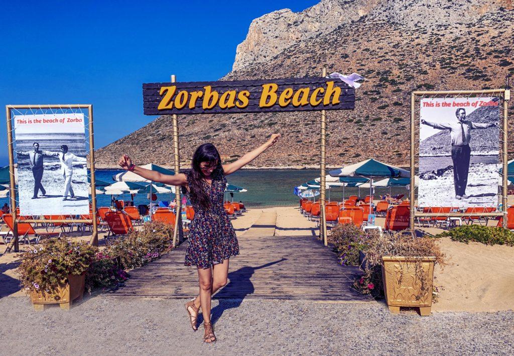 Zorba Beach - Girit