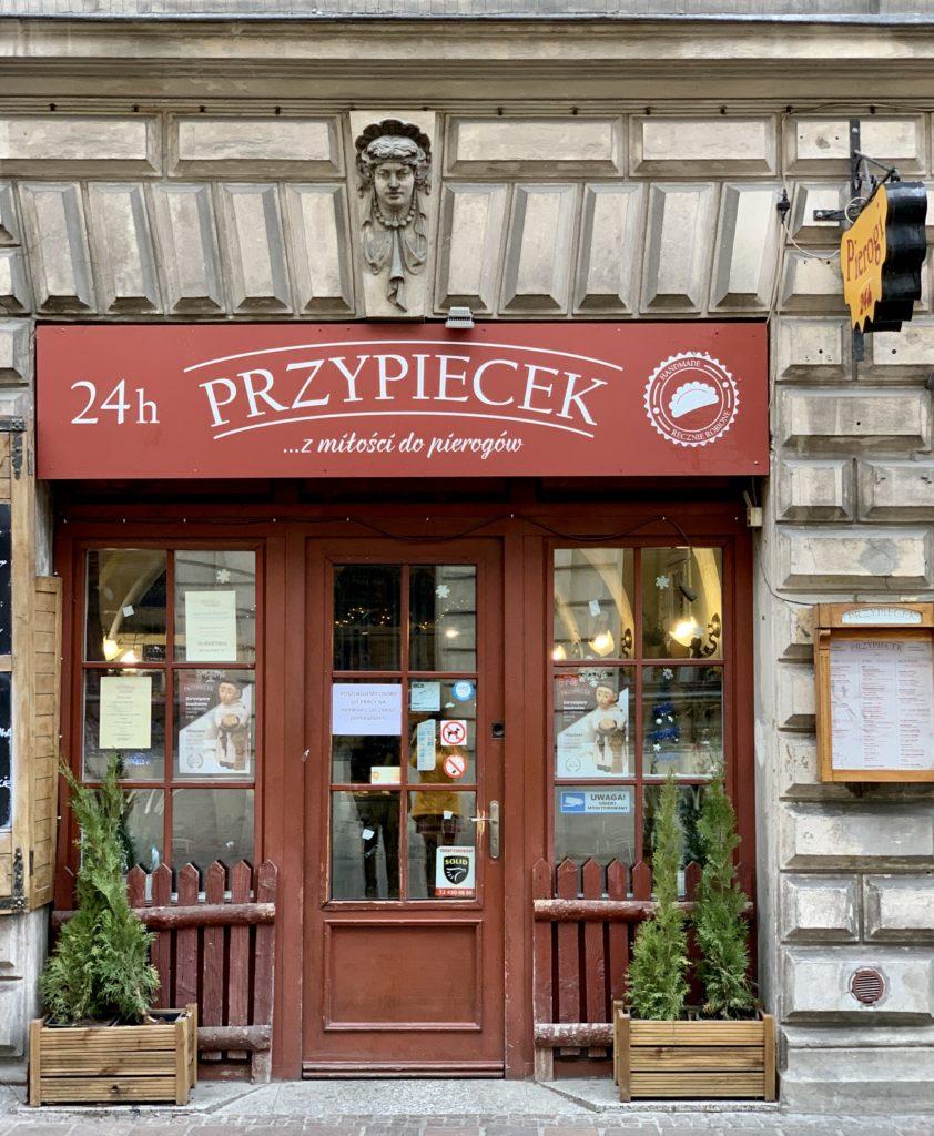 Przypiecek Pierogi, Krakow